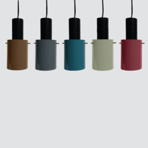 quinta pendant light,cylinder,colors