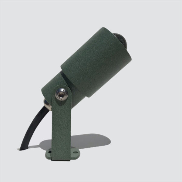 outdoor floor sufrace luminaire, brass, spotlight,
